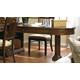 Hooker Furniture Cherry Creek Partner's Desk in Clear Medium Brown Finish  SALE Ends Sep 28