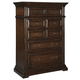 Hekman Canyon Retreat Five Drawer Chest in Canyon Retreat 941802CY
