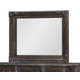 Legacy Classic La Bella Vita Landscape Mirror in Coffee House Brown 4200-0100
