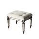 Butler Specialty Masterpiece Mirrored Vanity Seat 1214299
