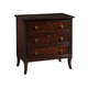 Hekman Central Park Three Drawer Nightstand in Park 23162