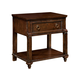 Hekman Charlestone Place One Drawer Nightstand 941705CP
