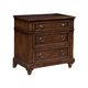 Hekman Charlestone Place Three Drawer Nightstand 941704CP