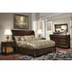 Hekman Charlestone Place Sleigh Bedroom Set
