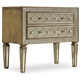 Hooker Furniture Sanctuary Two-Drawer Bachelors Chest in Avalon 5414-90017