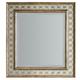 Hooker Furniture Sanctuary Rectangle Mirror in Medium Wood 5414-90009