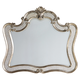 Hooker Furniture Sanctuary Shaped Mirror in Silver 5413-90009