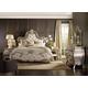 Hooker Furniture Sanctuary Shaped Upholstered Bedroom Set