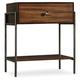 Hooker Furniture Studio 7H Encase Nightstand in Walnut 5388-90016