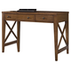 Liberty Hearthstone Writing Desk in Rustic Oak 382-HO111