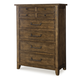 Legacy Classic River Run 5 Drawer Chest in Bourbon 4740-2200
