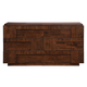 Zuo Modern San Diego Double Dresser in Walnut 800328