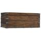 Hooker Furniture Studio 7H Finders Keepers Storage Trunk in Walnut 5388-50001