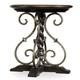 Hooker Furniture Treviso Round Nightstand in Rich Macchiato 5374-90015
