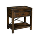 Hekman Harbor Springs 1 Drawer Nightstand in Rustic Hardwood 941504RH