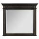 Hooker Furniture Treviso Mantle Landscape Mirror in Rich Macchiato 5374-90006