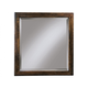 Hekman Harbor Springs Mirror in Rustic Hardwood 941505RH