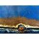 Zuo Modern Pure Rusted In The Ocean Wall Art 20001