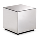 Zuo Modern Pure Cubo Side Table in Clear 850101
