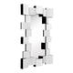 Zuo Modern Pure Centurian Mirror in Clear 850106