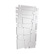 Zuo Modern Pure Obtruse Mirror in Clear 850108