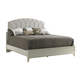 Stanley Crestaire Ladera Upholstered King Bed in Capiz CLOSEOUT