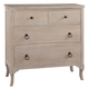 Hekman Sutton's Bay Media Chest in Driftwood 1-4162
