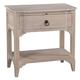 Hekman Sutton's Bay 1 Drawer Nightstand in Driftwood 1-4164