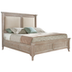 Hekman Sutton's Bay King Panel Bed in Driftwood 1-4167
