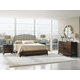 Stanley Crestaire Ladera Upholstered Bedroom Set in Porter