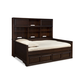 Legacy Classic Kids Benchmark Full Bookcase Daybed w/Underbed Storage Drawer