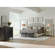Stanley Crestaire Ladera Upholstered Bedroom Set in Capiz