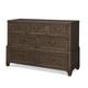 Legacy Classic Kids Kenwood Dresser in Suede 4800-1100