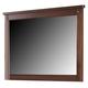 Crown Mark Furniture Norman Dresser Mirror in Warm Cherry B1600-11