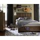 Legacy Classic Kids Kenwood Panel Headboard Bedroom Storage Set