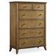 Hooker Furniture Shelbourne Chest in Lustrous Caramel 5339-90010