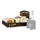 Legacy Classic Kids Park City Full Platform Storage Bed
