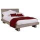 Ligna Zen King Low Profile Bed in Driftwood 8128DW