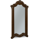 Legacy Classic Pemberleigh Floor Mirror in Brandy Finish 3100-0600
