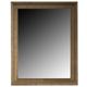 Ligna Soho Landscape Mirror in Gray Wash 7033MRGW