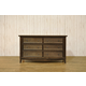 Franklin & Ben Arlington Double Wide Dresser in Rustic Brown B6416U