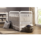 Franklin & Ben Liberty 3-in-1 Convertible Crib with Toddler Rail in White B7101W