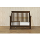 Franklin & Ben Mason 4-in-1 Convertible Crib with Toddler Rail in Rustic Brown B5601U