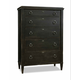 Durham Furniture Springville Collection Chest in Bark 145-155-BARK