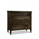 Durham Furniture Springville Collection Bachelors Chest in Truffle 145-166-TRFL