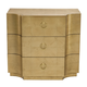 Bernhardt Jet Set Chest in Gold Leaf 356-115G CLEARANCE