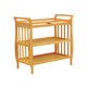 DaVinci Baby Emily Collection Changing Table II in Honey Oak M4703O