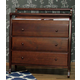 DaVinci Baby Emily Collection 3 Drawer Changer Dresser in Espresso M4755Q