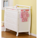 DaVinci Baby Emily Collection 3 Drawer Changer Dresser in White M4755W
