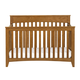 DaVinci Baby Grove Collection 4-in-1 Convertible Crib with Toddler Rail in Chestnut M9301CT